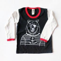 KIDS 1-7Y.[A] LP0768 PIRATE BEAR