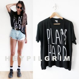 TEE[B] HP0256 PLAY HARD