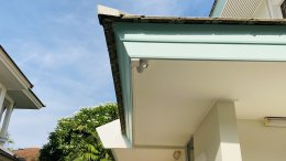 ติดตั้งกล้องวงจรปิดและระบบ WIFI บ้านลูกค้า