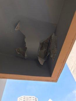 งานซ่อมแซมอาคารสำนักงาน
