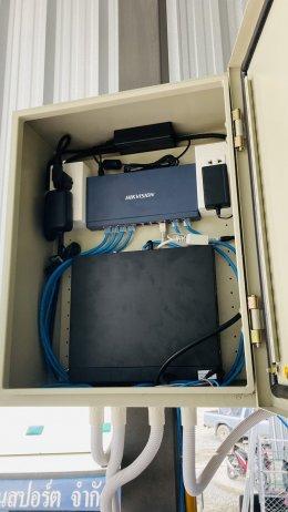ส่งงานติดตั้งระบบ 4G VPN และระบบ 4G ROUTER