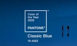 """5 ไอเดียแมทซ์สีห้อง ด้วยสีประจำปี2020 """"Classic Blue"""""""