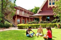 เรียนต่อออสเตรเลีย_เรียนภาษาที่ออสเตรเลีย_Shafston_International_College_Brisbane_campus