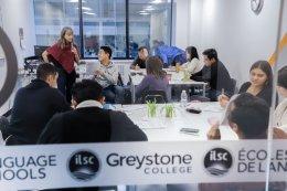 เรียนภาษาที่แคนาดา_ILSC_Canada_Grey_Stone_College