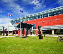 โรงเรียนมัธยมเเคนาดา_Study_in_Canada_เรียนต่อแคนาดา_Golden_Hills_Strathmore_High_School