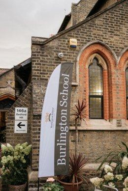 Burlington School UK