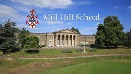 โรงเรียนประจำในอังกฤษ_โรงเรียนมัธยมในอังกฤษ_Mill_Hill_School_London