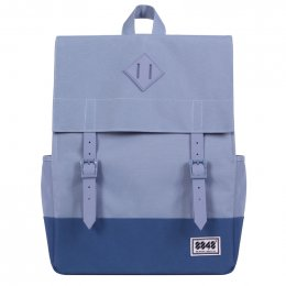 8848 Backpack (Faded Denim)