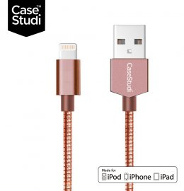 CaseStudi Armour MFI cable (1M) - Pink