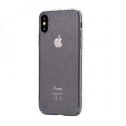 DEVIA AMBER CASE for iPhone X - TEA