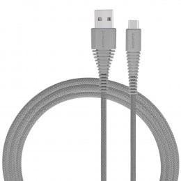MOMAX Tough Link USB-C To USB Cable - Grey