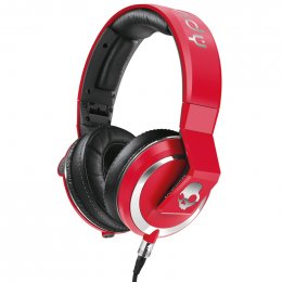 SKDY Mix Master DJ Headphones (RED)