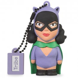TRIBE USB Flash Drive Flash CAT WOMAN 16GB