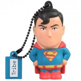 TRIBE USB Flash Drive Superman 16GB