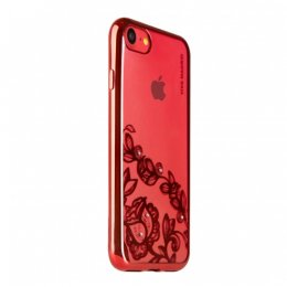 VIVA JARDINSECRETO BACK CASE - LVY RED