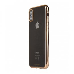 VIVA Metalico Flex Collection BACK CASE - GOLD