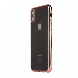 VIVA Metalico Flex Collection BACK CASE - ROSEGOLD
