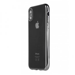 VIVA Metalico Flex Collection BACK CASE - GUNMETAL