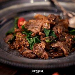 อาหารไทยพื้นเมือง