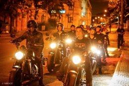 คาวาซากิ จัด Vulcan Classic Night Riders