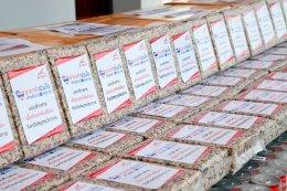 ยามาฮ่าสนับสนุนต่อเนื่อง มอบข้าวสาร และอาหารแห้ง ช่วยเหลือผู้ประสบภัยจากไวรัสโควิด-19 ผ่านผู้ว่าราชการจังหวัดสมุทรปราการ
