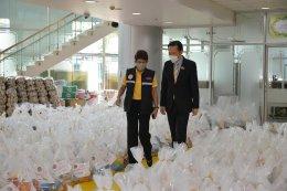 """""""ยามาฮ่า"""" ร่วมเยียวยาเหยื่อโควิด บริจาค 1.4 ล้านบาท ช่วยชาวไทยร่วมต้านภัย COVID-19"""