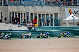 เค-เขมินท์ และ ตี-อนุภาพ คู่หูนักบิดไทยยามาฮ่า ขยับขึ้น Top 10 เกมระดับโลก FIM CEV Motor2 European Championship 2019