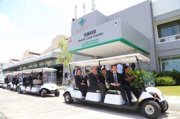 กลุ่มบริษัทในเครือสยามมอเตอร์ เข้าเยี่ยมชม บริษัท ไทยยามาฮ่ามอเตอร์ จำกัด