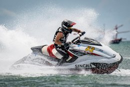 YAMAHA WaveRunner คว้าชัยรุ่นใหญ่เจ้าแห่งความเร็วทางน้ำ ในศึกชิงแชมป์แห่งประเทศไทย สนามที่ 3