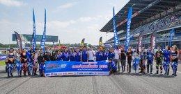 ยามาฮ่าระเบิดความมันส์ในการแข่งขัน YAMAHA CHAMPIONSHIP 2020 สนามแรก บิดมันส์สนั่นแทร็ค 8 รุ่น สมาชิกกว่า 300 คัน
