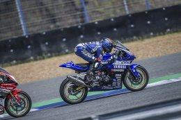 ตี - อนุภาพ ซามูล นำทัพนักบิด Yamaha Thailand Racing Team เปิดฤดูกาลด้วยฟอร์มสุดแกร่ง สยบคู่แข่งคว้าอันดับที่ 1 ต่อหน้ากองเชียร์ชาวไทย