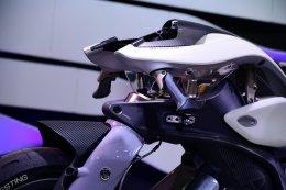 ยามาฮ่า เปิดประสบการณ์การขับขี่แห่งอนาคต นำรถต้นแบบ และยนตกรรมสุดล้ำ โมโตรอยด์ และ ไนเคน ให้สัมผัสในงานมอเตอร์โชว์