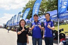 ยามาฮ่าตอกย้ำผู้นำมอเตอร์สปอร์ตตัวจริง จัดการแข่งขัน Yamaha Championship 2018 เอาใจลูกค้าสายสปอร์ตร่วมลงแข่งขันพร้อมสัมผัสบรรยากาศจริง!แบบสุดมันส์