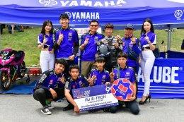 ยามาฮ่าระเบิดความมันส์ กีฬามอเตอร์สปอร์ตระดับอาชีวะ การแข่งขัน Yamaha Moto Challenge 2018 Season 4 สนามที่ 1