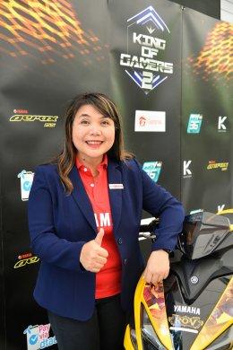 ยามาฮ่า ร่วมสนับสนุนการถ่ายทอดการแข่งขันรายการ King of Gamers ซีซั่น 2 ในรูปแบบ Reality eSports