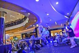 """ยามาฮ่าตอกย้ำผู้นำออโตเมติกจัดกิจกรรม Yamaha Presents """"Automatic is NOW! Festival"""" เทศกาลรวมความ NOW สุดอลังการที่เชียงใหม่"""