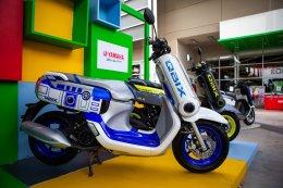 """ยามาฮ่ารุกกิจกรรมต่อเนื่องจัด Yamaha Presents """"Automatic is NOW! Festival"""" เทศกาลรวมความ NOW สุดอลังการที่สุรินทร์"""
