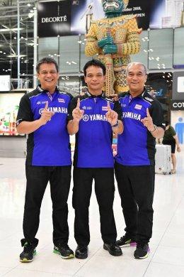 ยามาฮ่า ส่งสุดยอดช่างไทยเข้าร่วมการแข่งขันประชันฝีมือสุดยอดช่างระดับโลกรายการ WORLD TECHNICIAN GRAND PRIX 2018 ที่ประเทศญี่ปุ่น