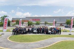 ยามาฮ่ารุกตลาดรถกอล์ฟ ตั้งไทยเป็นฐานการผลิต พร้อมจำหน่ายและส่งออก ตั้งเป้าเบอร์หนึ่งตลาดเมืองไทย