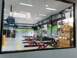 Kawasaki Service Factory ถนนเพชรบุรีตัดใหม่ พร้อมให้บริการ 23 มีนาคม 2564 เป็นต้นไป
