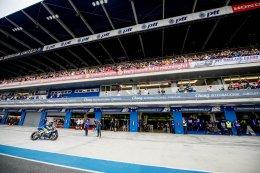 """""""วินเทอร์เทสต์"""" ผ่านฉลุย """"สนามช้างฯ"""" พร้อมรับศึกโมโตจีพี ครั้งแรกในประเทศไทย"""