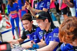 แสตมป์ – โฟลท คู่หูไทยยามาฮ่า สร้างประวัติศาสตร์ นักบิดไทยจบเกมสุดทรหดระดับโลก Suzuka 8 Hrs. สำเร็จ ในการเข้าร่วมชิงชัยครั้งแรก!!! จบอันดับที่ 5 รุ่น SST