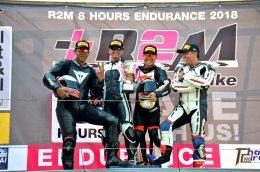 ยามาฮ่า คว้าแชมป์ R2M 8 hours Endurance 2018 YZF-R3 พิสูจน์สุดยอดสมรรถนะ ตัวจริงเรซซิ่งสปอร์ต