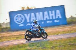 พิสูจน์ความแกร่ง All New YAMAHA AEROX กับการเทสสุดทรหดแบบ Endurance 8 ชั่วโมงต่อเนื่องจากสื่อ 7 สำนักดัง!!!