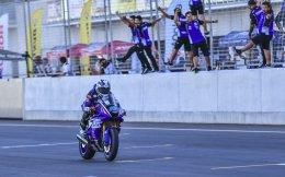 นักบิดไทยยามาฮ่า ท๊อปฟอร์ม ทำผลงานยอดเยี่ยม นำธงไทยโบกสะบัดบนโพเดี้ยม ศึกชิงแชมป์เอเชียสนาม 2 พร้อมลุ้นแชมป์เอเชียเต็มตัว!!!