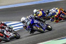 นักบิด Yamaha Thailand Racing Team ไล่บู๊สุดมันส์ ยืนโพเดี้ยม Asia Production 250cc. เรซ 2 รั้งตำแหน่งผู้นำคะแนนสะสม!!!