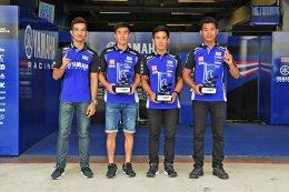 ซุป – อนุชา ไล่บู๊เดือดสุดมันส์ ยืนโพเดี้ยมอันดับ 2 ศึกชิงแชมป์ประเทศไทย สนาม 5 รายการ PTT BRIC SUPER BIKE CHAMPIONSHIP 2018 สนามที่ 3