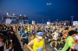 ยามาฮ่าสนับสนุนบุรีรัมย์ มาราธอน 2021 งานวิ่งระดับซิลเวอร์ เลเบล มาราธอน