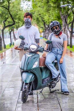 ยามาฮ่าจัดกิจกรรมทัวริ่ง One Day Trip with Grand Filano Hybrid ขี่เที่ยวสุดชิลล์ชมความงดงามสุดแกรนด์ของเมืองกรุง