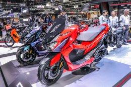 Motorcycles Zone @Motor Expo 2020 วงการสองล้อกระหึ่ม!! 21 แบรนด์ ยกทัพโมเดลใหม่เปิดตัวสุดคึกคัก!!! ยอดจองรวม 4,946 คัน!!!